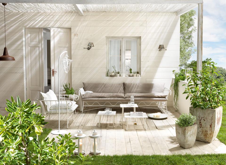 arredo giardino: i consigli per valorizzarlo al meglio | ricci ... - Arredamento Esterno Shabby